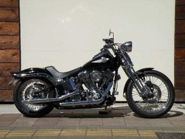 HARLEY-DAVIDSON FXSTS(Sun motorcycles) | 新車・中古バイク情報 GooBike ...