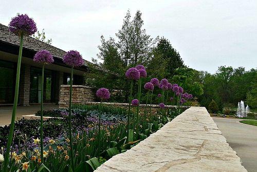Kansas City Botanical Gardens >> Photo Public Garden Powell Gardens Botanical Gardens