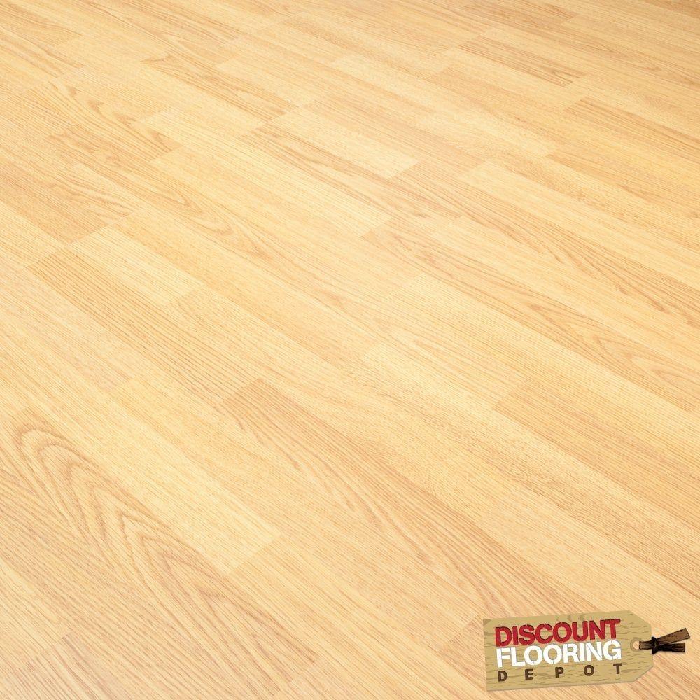 Enviro 7mm Classic Oak Laminate Flooring Laminate