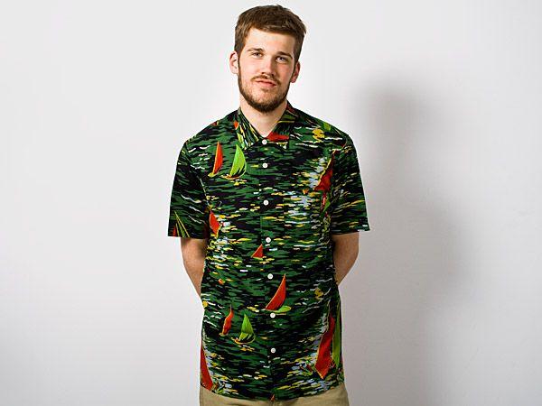 supreme hawaiian shirt