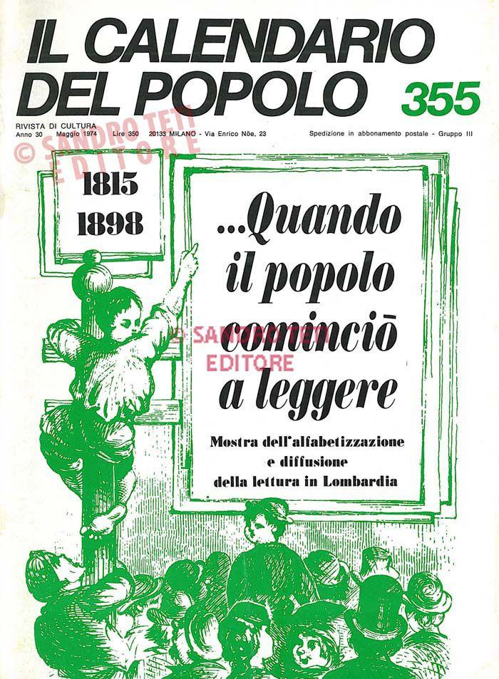 Calendario Anno 1974.Le Migliori 11 Immagini Su Il Calendario Del Popolo 1974