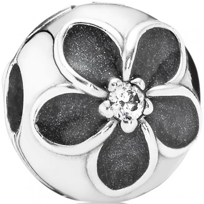 clip pandora fleur