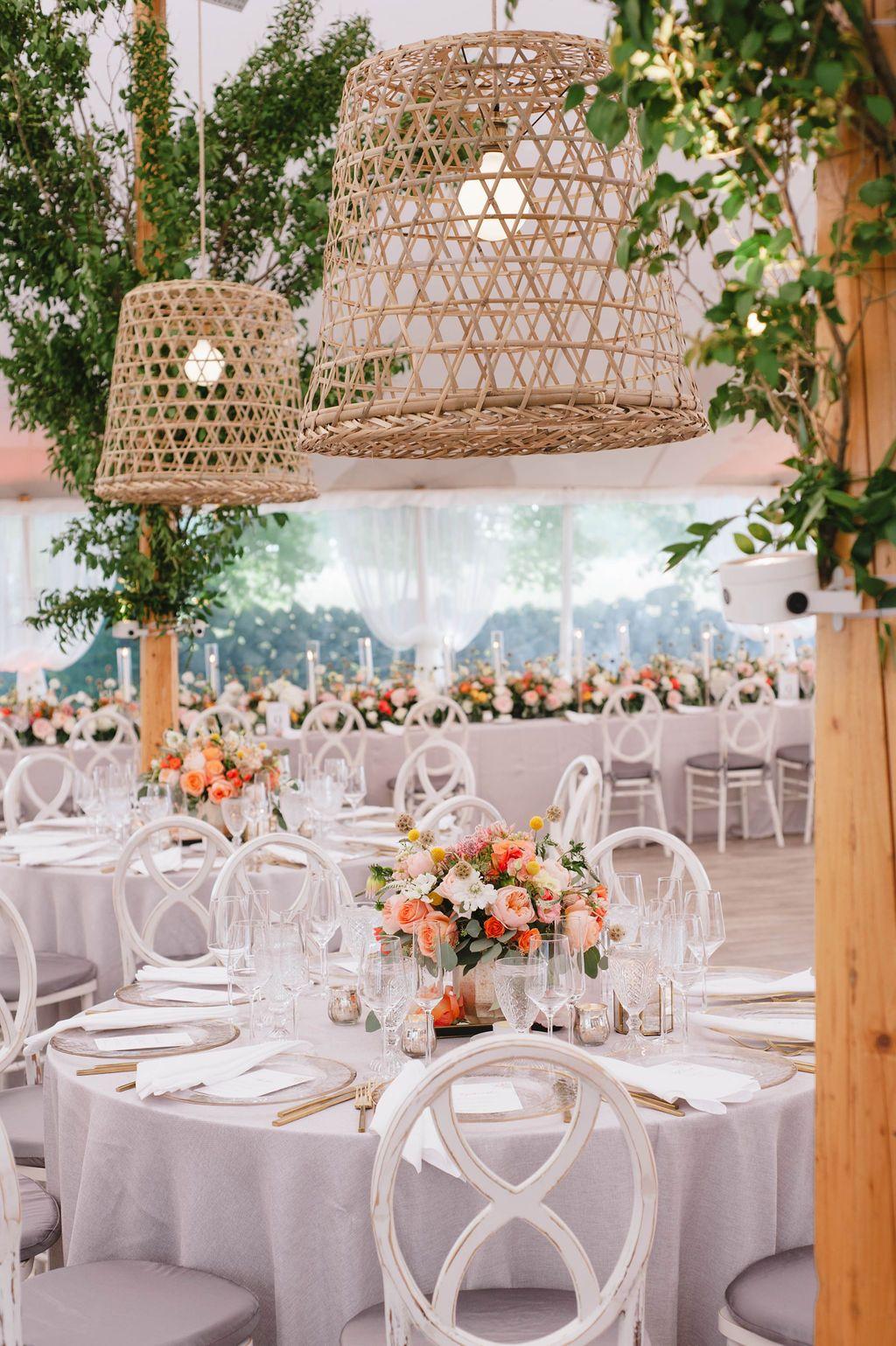 Summer Wedding Tent Decorations   Tent decorations ...