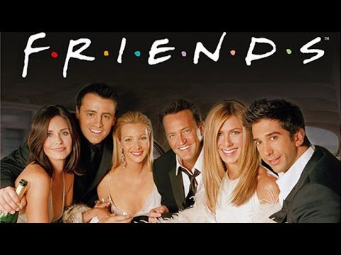 Image result for sitcome friends""