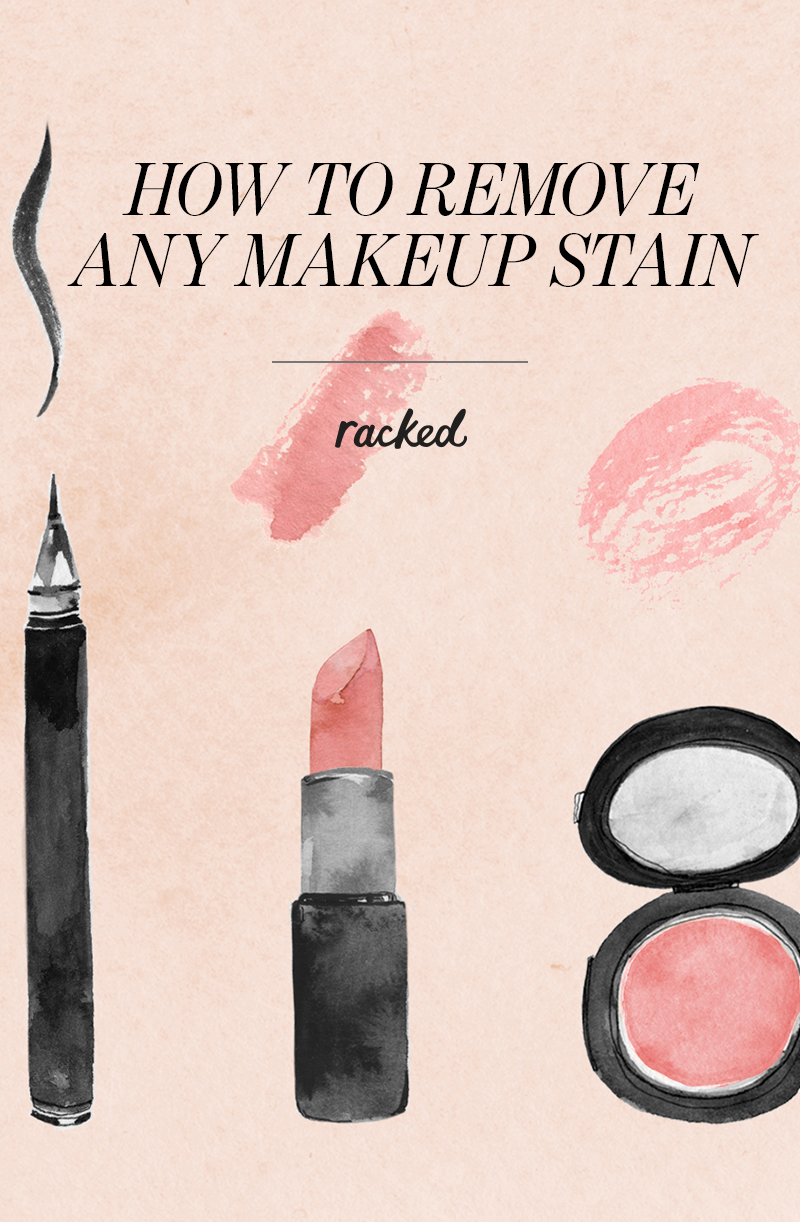 Get Any Makeup Stain Out of Your Clothes, from Eyeshadow