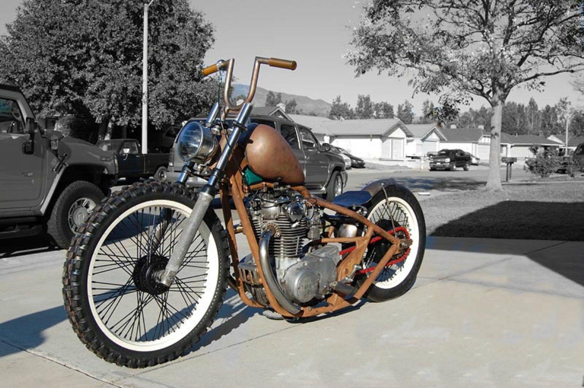 Migbaron kustoms yamaha xs650 bobber http migbaronkustoms com bikes