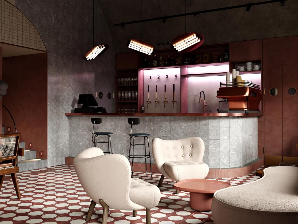 Gallery Of Buha I Rest Restaurant Roman Plyus 4 In 2020 Interior Design Interior Architect
