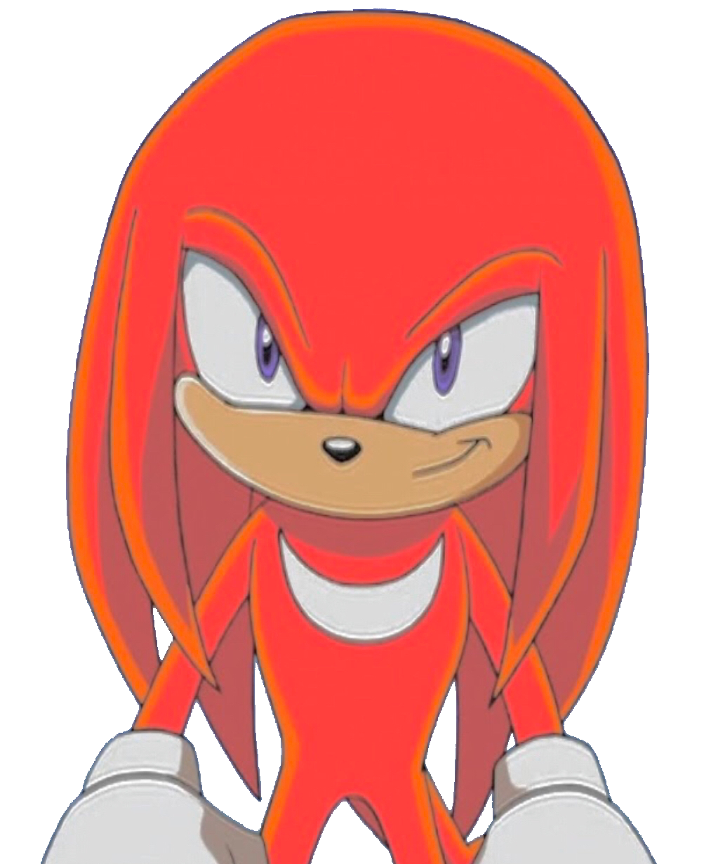 Knuckles Png Character Disney Characters Image Collection