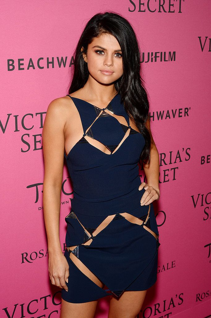Selena Gomez Heated Up the Victoria\'s Secret Afterparty With Her ...