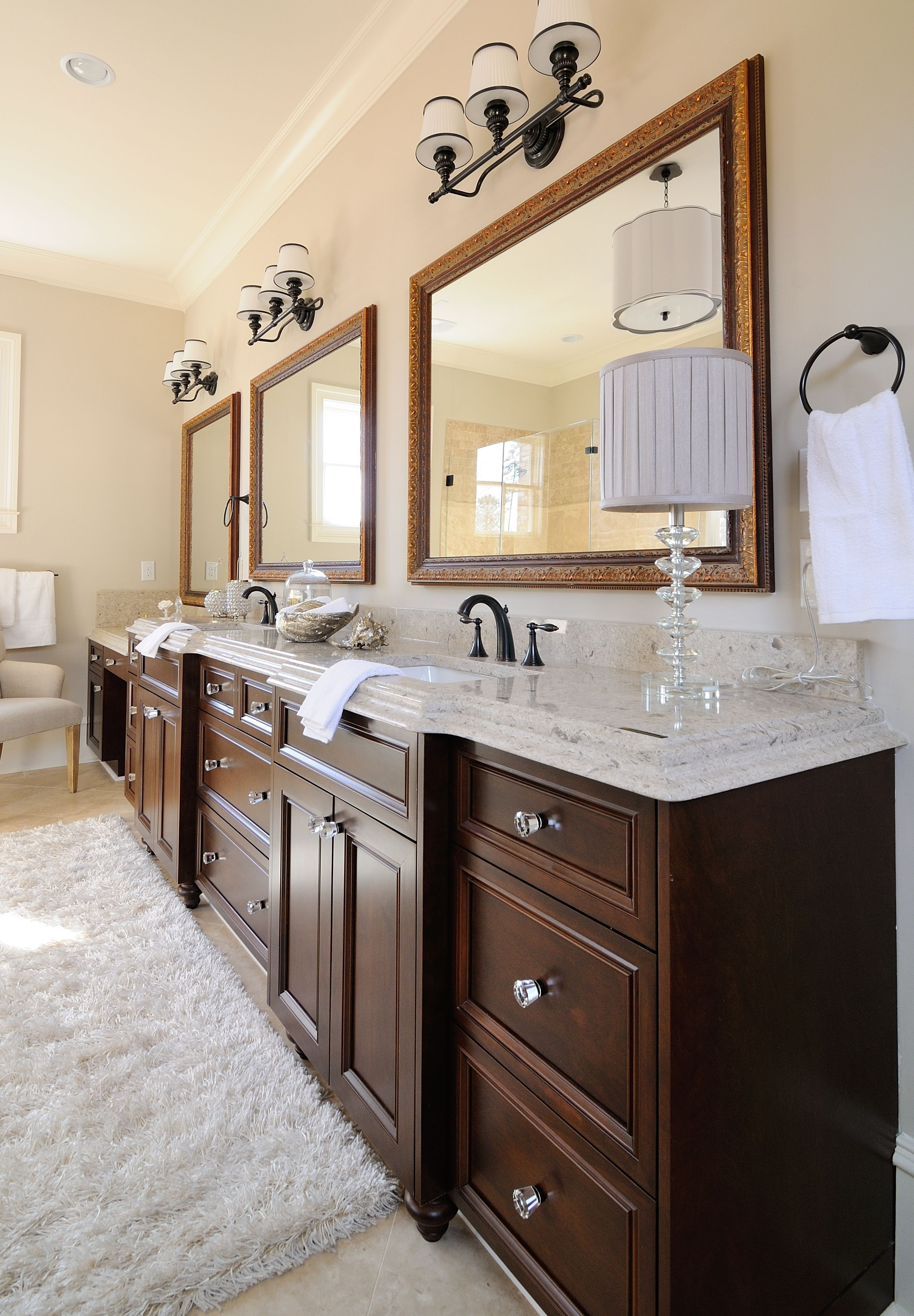 Cambria darlington bathroom countertops by atlanta kitchen true