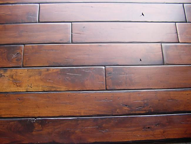 For This Project We Utilized Rustic Walnut Heavily Scraped The Edges Done Some Distressing A French Bleed Resulting In The Hardwood Floors Flooring Hardwood