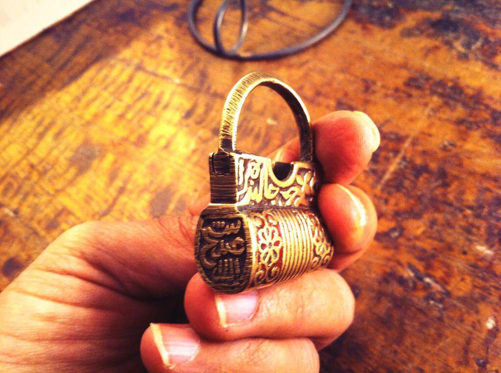 قفل صغير Personalized Items Items