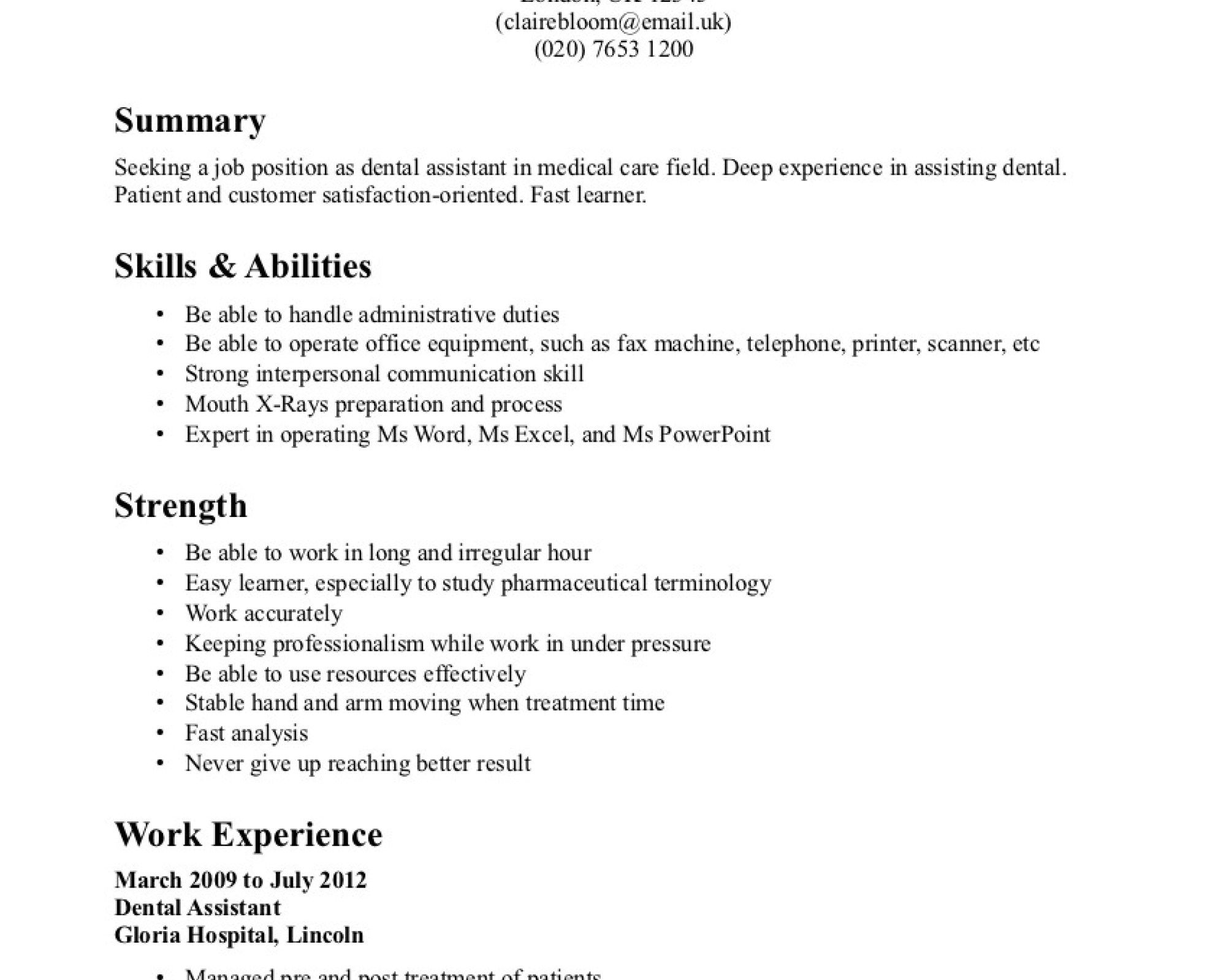 Federal Resume Buzzwords List HttpMegagiperCom