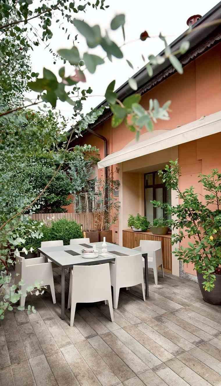Revêtement sol tendance : 75 idées pour une terrasse moderne ...