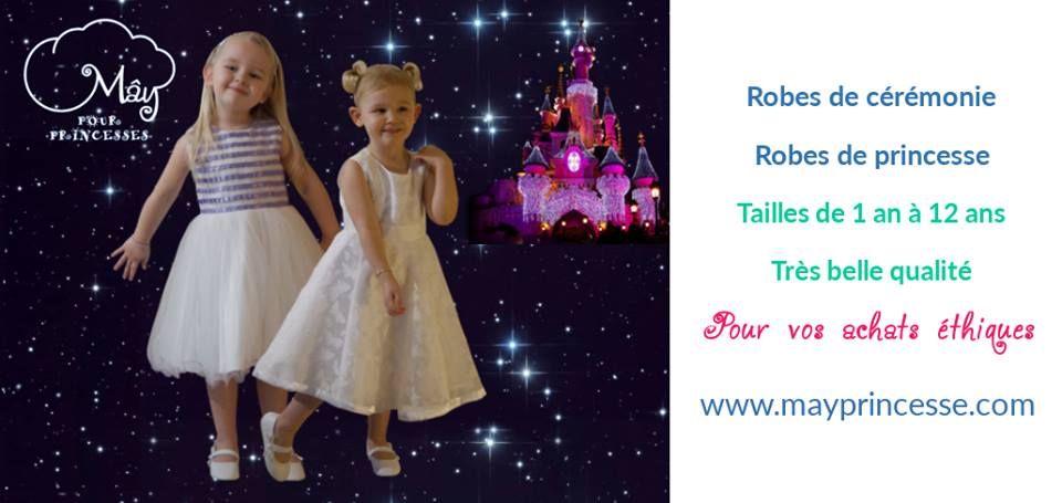 Robes De Cérémonie, Robes De Princesse De 1 An à 12 Ans