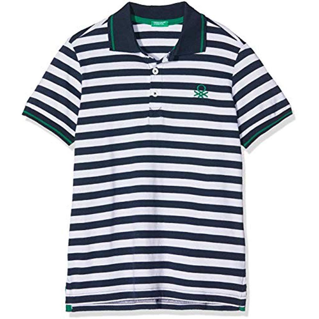 United Colors of Benetton L//S Polo Shirt Bambina