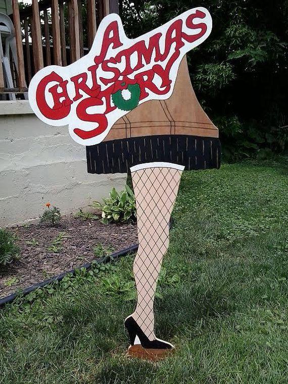 A Christmas Story Yard Decorations Psoriasisguru Com