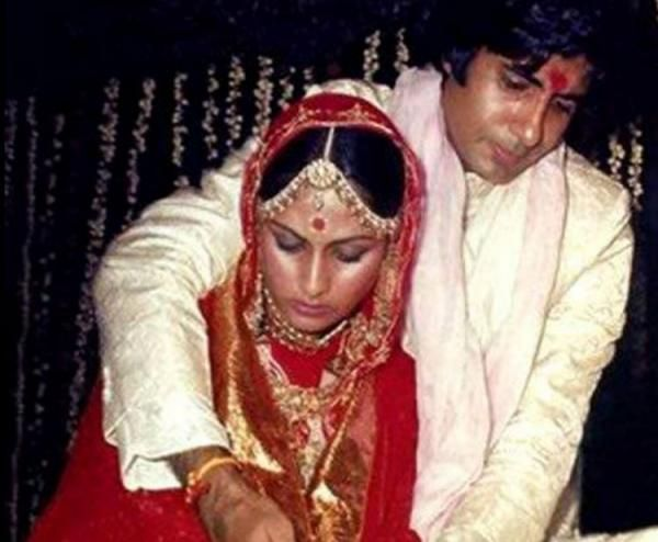 Anniversary Special 10 Pictures From Amitabh Jaya Bachchans Blissfully Married Life