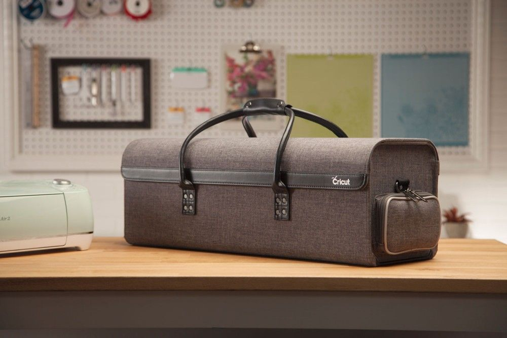 The Perfect Mate For Your Cricut Cricut Storage Cricut Carrying Case Tote Storage