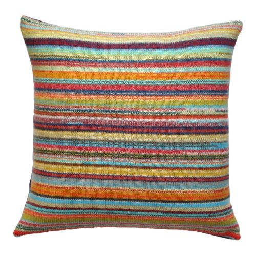 Knitted Lambswool Cushion