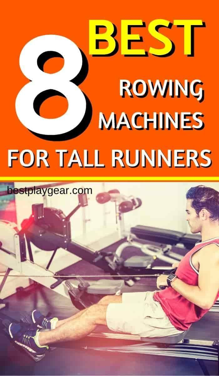 Best rowing machine for tall person is hard to find. However, there are a couple of them which will...