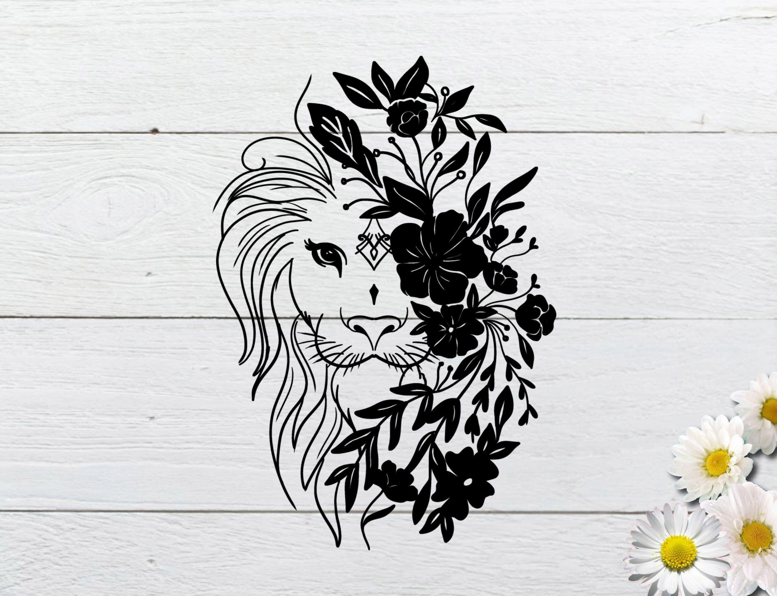 Download 12+ Lion Mandala Svg Free Images Free SVG files ...