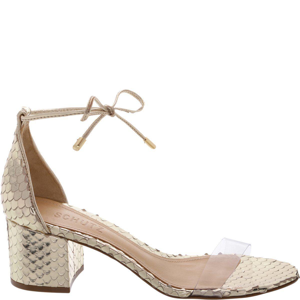 146f3ed83 Sabrinni Snake Embossed Leather Metallic Gold Sandal