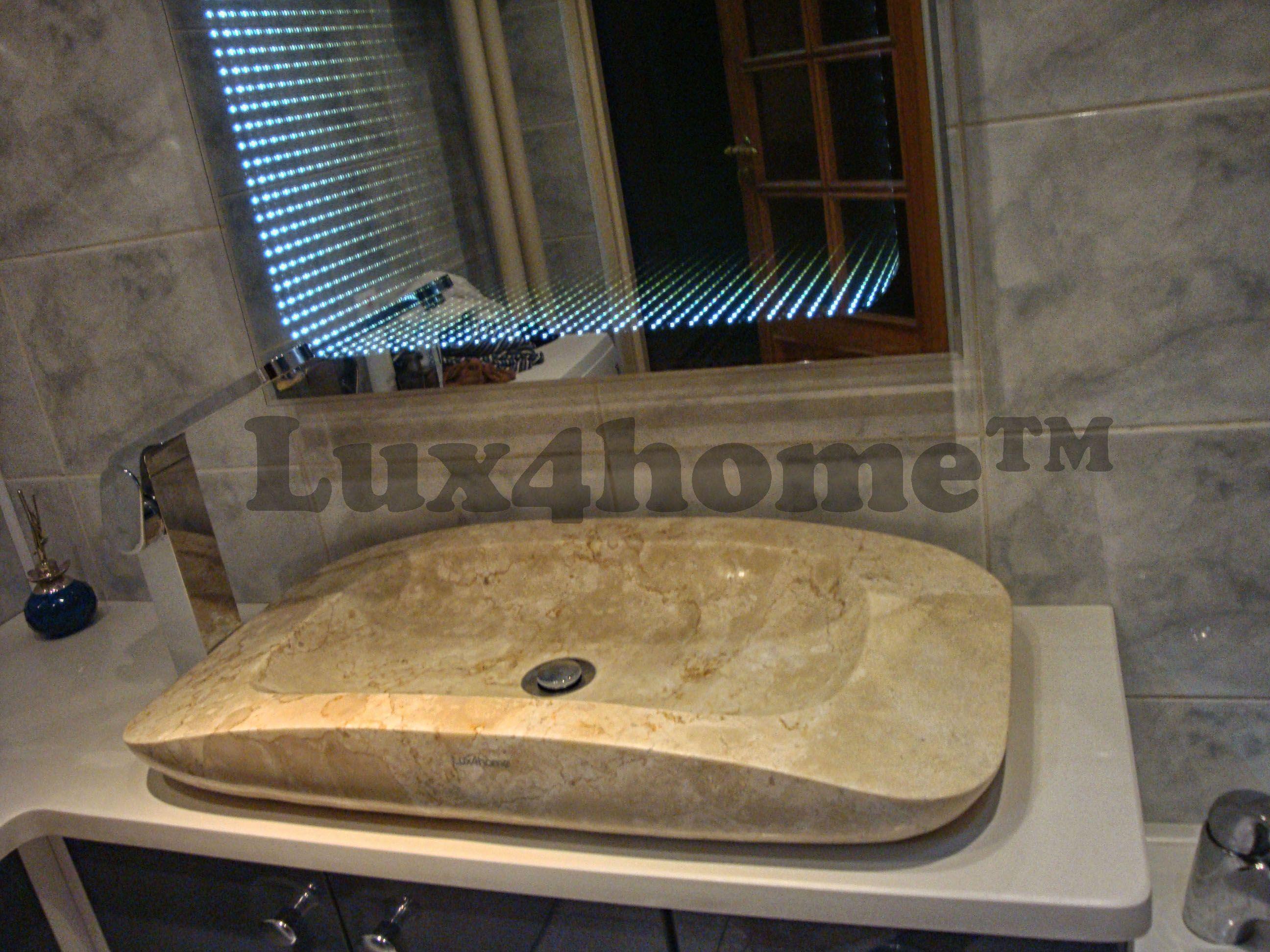 Umywalka marmurowa. interesting umywalka z kamienia rzecznego xcm