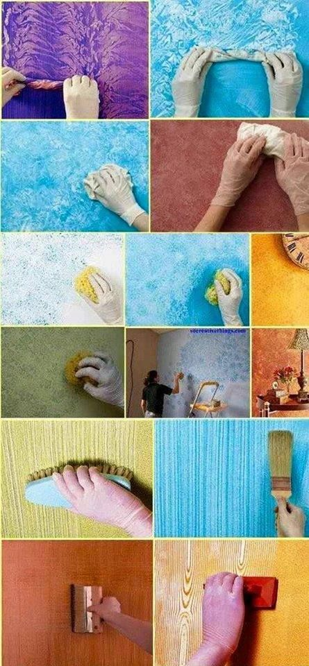 These Easy DIY Wall Painting Techniques Will Rock Your Boat You Wont Believe How It Is To Paint A Like Pro