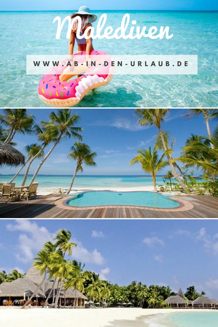 Bunte Riffe Weisse Sandstrande Und Blaues Meer Das Sind Die Malediven Malediven Indischerozean Atoll Traumurlaub Trau Malediven Urlaub Malediven Urlaub