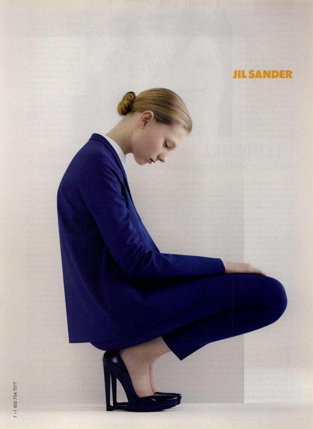 9610113d2 Jil Sander Ad Campaign Spring Summer 2007 Shot  3