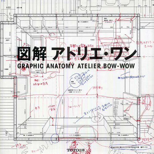 Graphic Anatomy, Atelier Bow-Wow: bow down