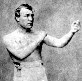 A Photographic Portrait Of The Boxer Tom Sayers 1826 1865