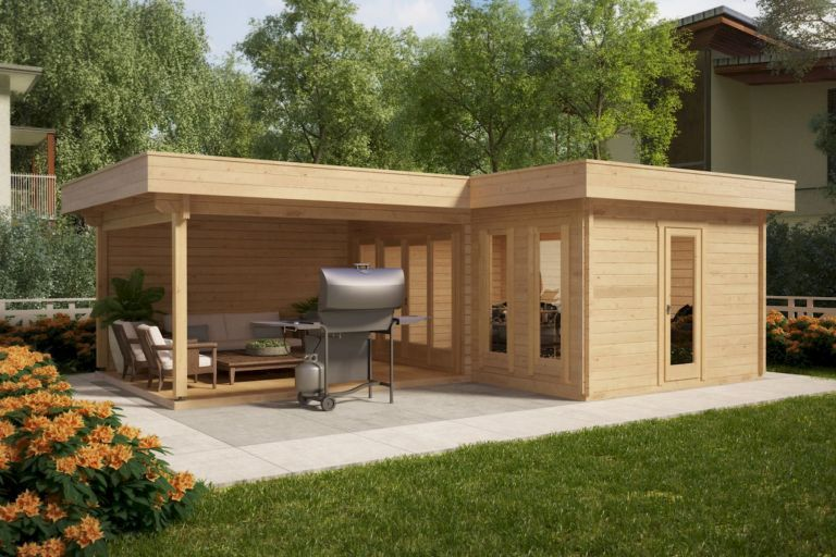 90 beautiful summer house design ideas and makeover make ...