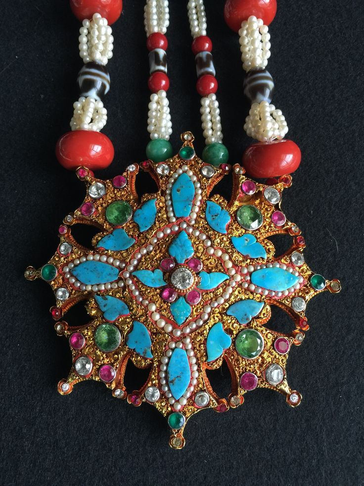 Pin By Susu Detroit On Turquoise Tibetan Jewelry Ethnic