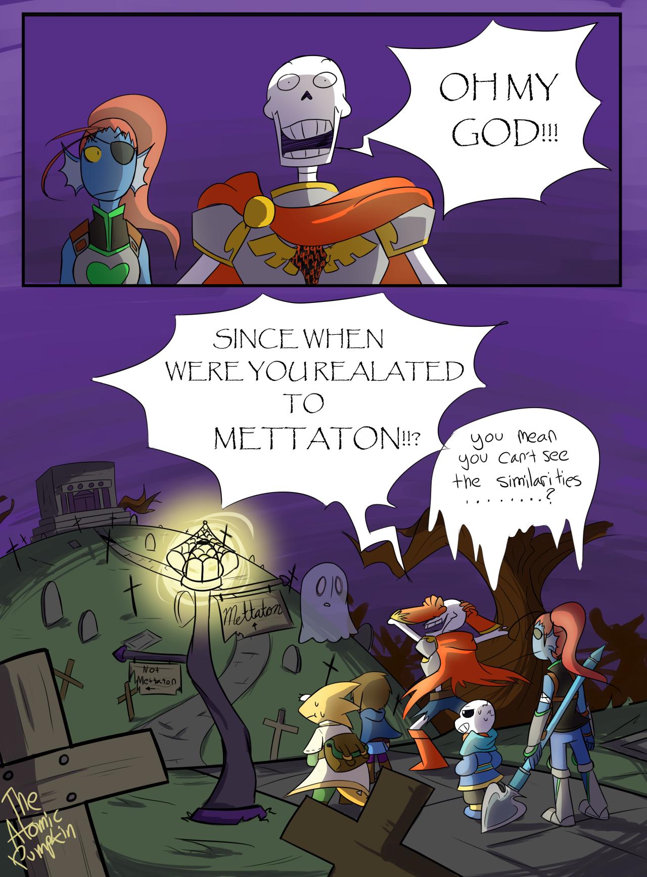 Undertale Underswap Mettaton