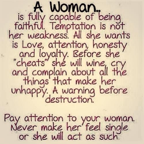 Signs a woman wants your attention