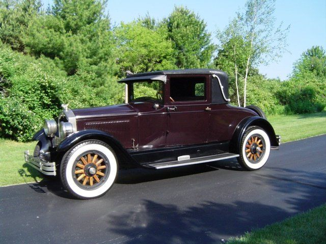 ◇1926 buick country club coupe master series◇   buick   buick