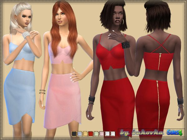 Sims 4 CC's - The Best: Clothing by Bukovka