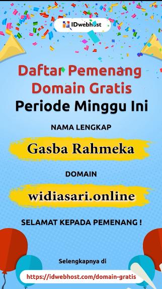 17+ Daftar domain dan hosting gratis viral