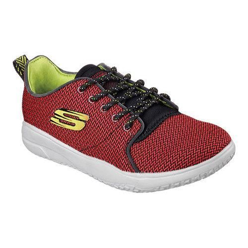 Boys' Skechers Isotope Sneaker Red/