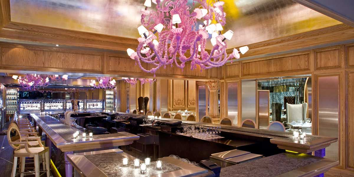 The Forge Restaurant Miami Beach