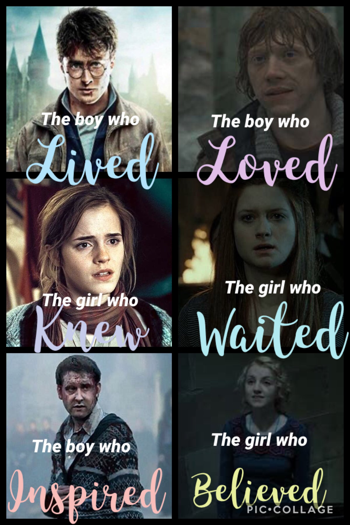 The 2 Trios In Harry Potter The Golden And The Silver Trio The Soilden Harry Potter Scene Harry Potter Memes Hilarious Harry Potter Disney