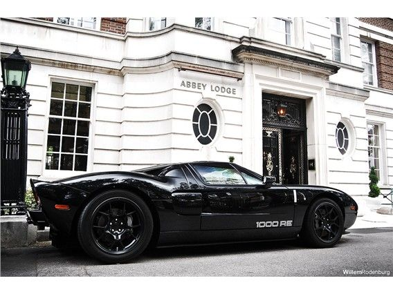 Ford Gt 1000 Re Tuned By Hennessey Performance Has 1000 Hp And