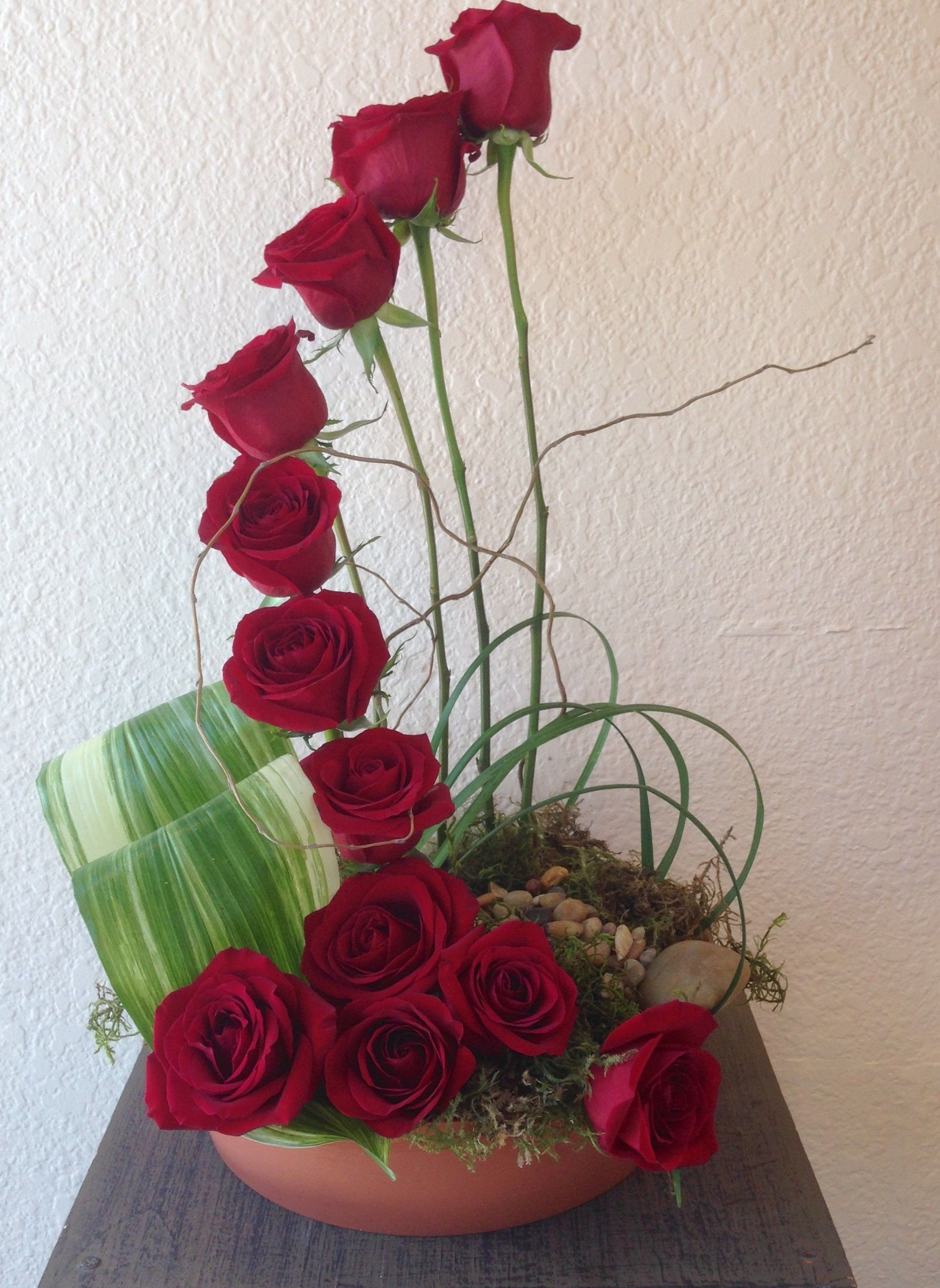 Rose waterfall fresh flower delivery florists and walla walla rose waterfall izmirmasajfo Gallery