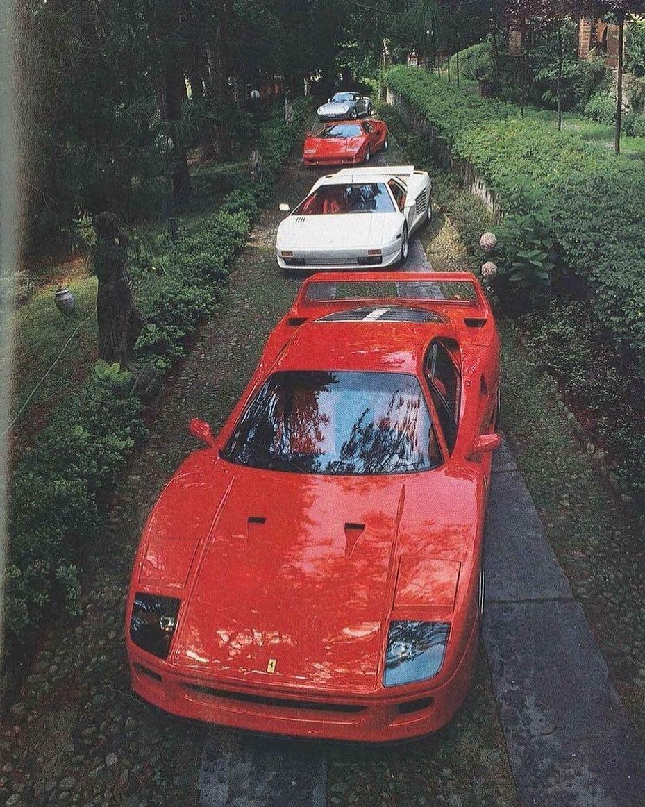 A Brief Love Affair Ferrari f40, Ferrari, Alfa cars