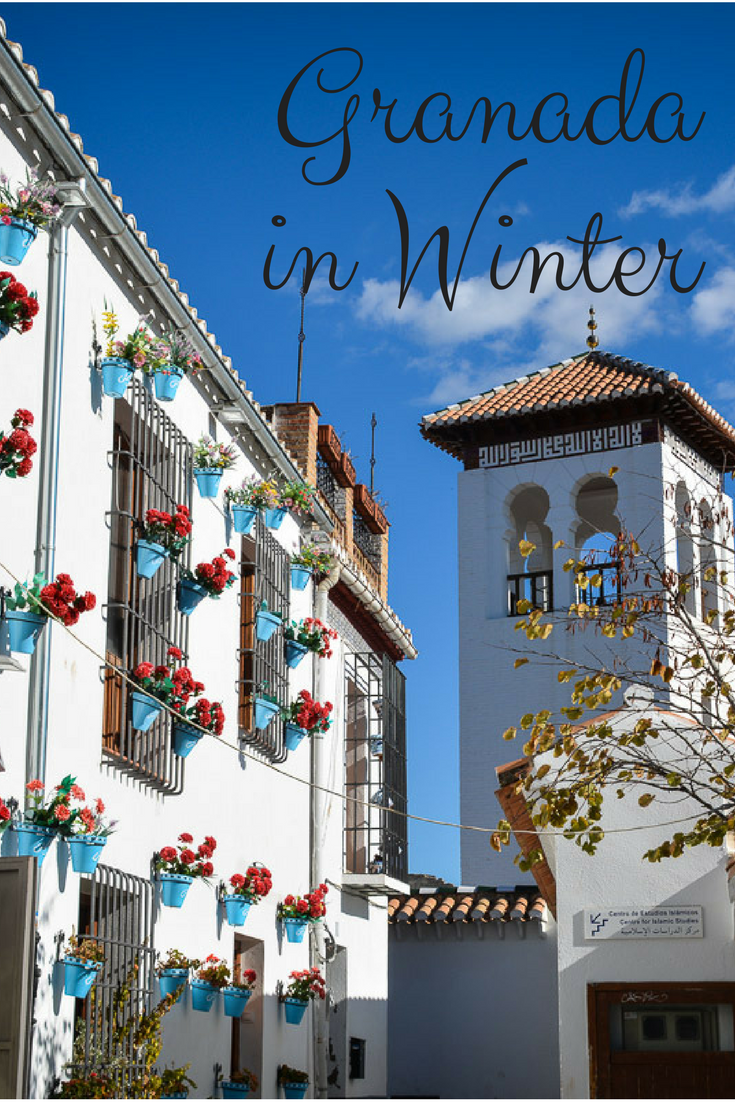 A Day Trip to Grandad, Spain in Winter - visiting the Albaicin. #albaycin #andalucia #andalusia #granadaspain (scheduled via http://www.tailwindapp.com?utm_source=pinterest&utm_medium=twpin)