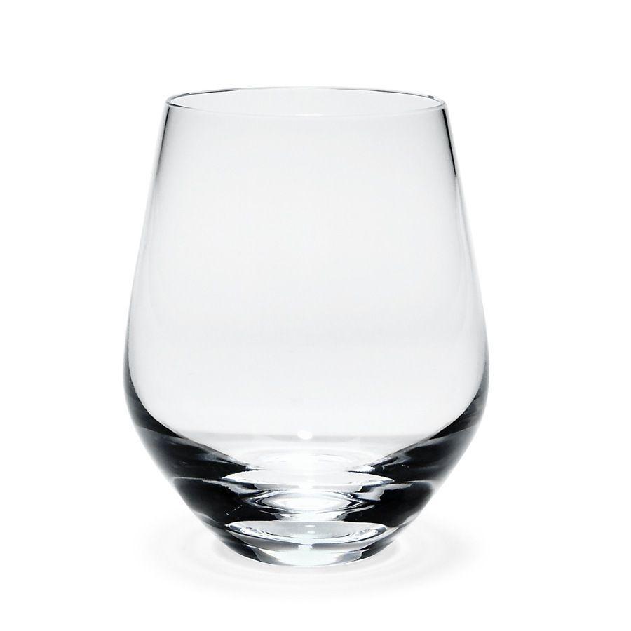 Tuscany Simply White Tumbler Set of 4 - Lenox - $53.99 - domino.com