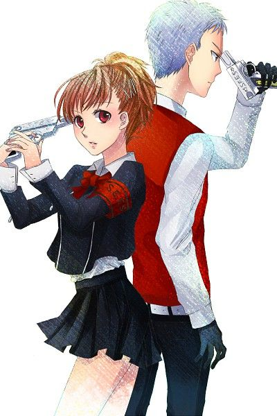 P3P dating με akihiko