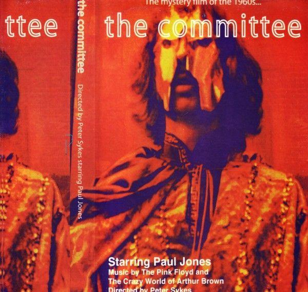 Pink Floyd - The Committee (Vinyl / DVD & CD) https://youtu.be/FYKpT6Z5Yqk